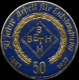 50 Jahre Arbeit für Entstaubung - Beth