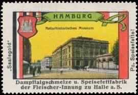 Hamburg Naturhistorisches Museum