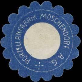 Porzellanfabrik Moschendorf