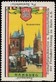 Hamburg Bocksbrücke