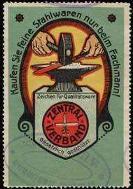 Stahl-Waren Zentral-Verband Schmiede