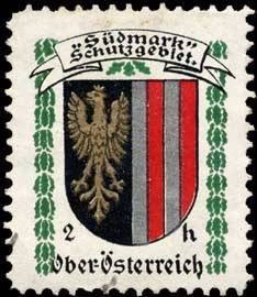 Wappen Ober-Österreich