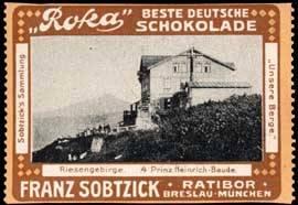 Prinz Heinrich-Baude-Riesengebirge