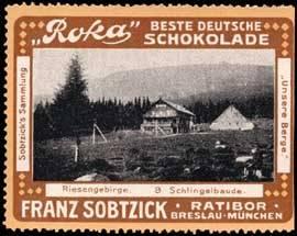 Schlingelbaude-Riesengebirge