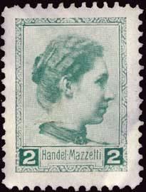 Handel-Mazzetti, Freiin Enrica v.