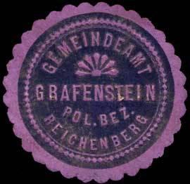 Gemeindeamt Grafenstein - Pol. Bezirk Reichenberg