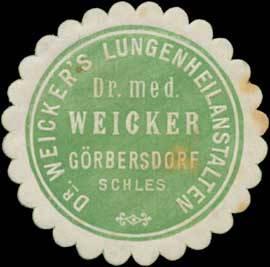 Dr. Weickers Lungenheilanstalten