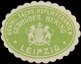 K.S. Hoflieferanten Gebrüder Hering