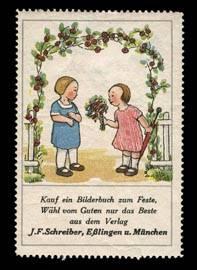 Schreibers künstlerische Bilderbücher