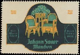 Korbwarenfabrik Johann Sauer