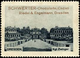 Kakao & Schokolade - Dresden Zwinger