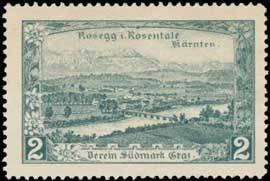 Rosegg im Rosentale