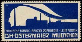 Benzin Raffinerie