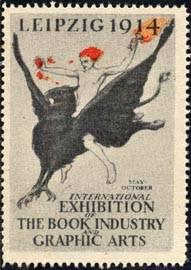 Internationale Ausstellung für Buchgewerbe und Grafik