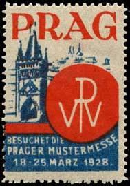 PVV - Besuchet die Prager Mustermesse