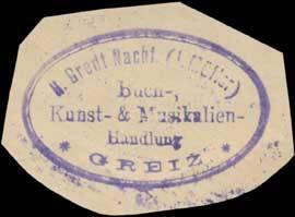 H. Gredt Nachf. Buch-, Kunst- & Musikalienhandlung