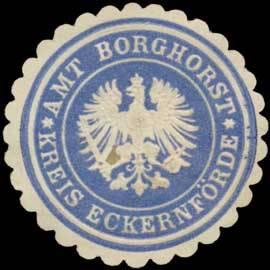Amt Borghorst Kreis Eckernförde