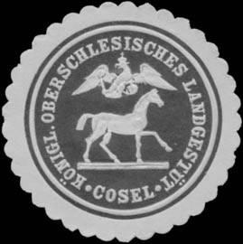 K. Oberschlesisches Landgestüt Cosel
