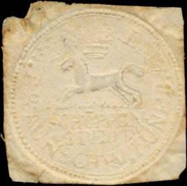 Schöppenstedt Briefsiegel