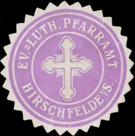 Ev. Luth. Pfarramt Hirschfelde in Sachsen