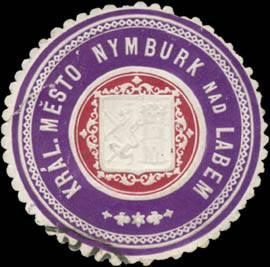 Siegel Nymburk (Nimburg) nad Labem