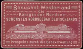 Besuchet Westerland auf Sylt