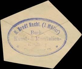 Buch-, Kunst- & Musikalienhandlung H. Bredt Nachf.