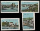 Passau Sammlung Reklamemarken