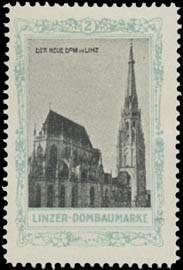 Der neue Dom in Linz - Dombaumarke