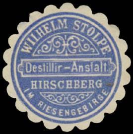 Destillieranstalt