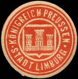 Königreich Preussen - Stadt Limburg