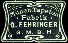 Münchner Tapeten Fabrik O. Fehringer GmbH