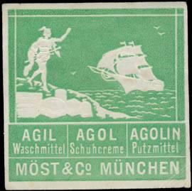 Agil Waschmittel