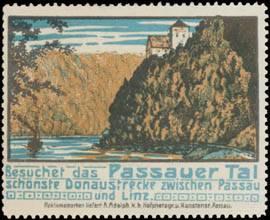 Besuchet das Passauer Tal
