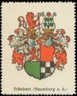 Schubart (Naumburg) Wappen