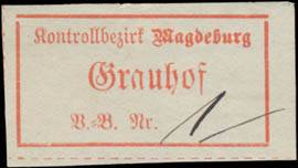 Güterabfertigung Bahnhof Grauhof