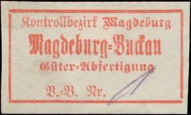 Güterabfertigung Bahnhof Magdeburg-Buckau