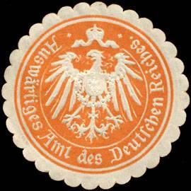 Auswärtiges Amt des Deutschen Reiches
