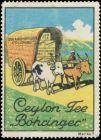 Transport vom Ceylon Tee Böhringer