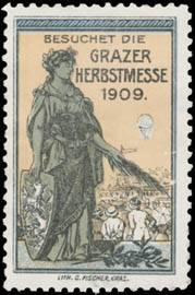 Besuchet die Grazer Herbstmesse