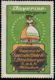 Bayerine Schmelz-Margarine