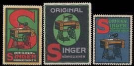 Singer Nähmaschine Sammlung