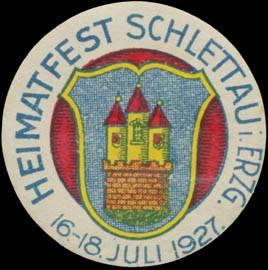 Heimatfest Schlettau im Erzgebirge
