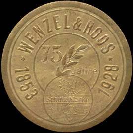 75 Jahre Wenzel & Hoos