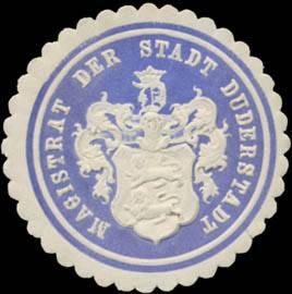 Magistrat der Stadt Duderstadt