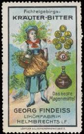 Fichtelgebirgs-Kräuter-Bitter