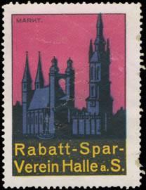 Markt von Halle/Saale
