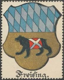 Wappen von Freising
