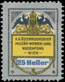 Spendenmarke 25 Heller