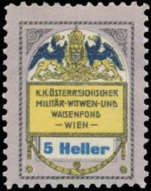 Spendenmarke 5 Heller